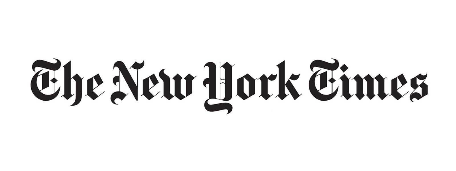 New York Times Diner's Journal | PRINT Restaurant
