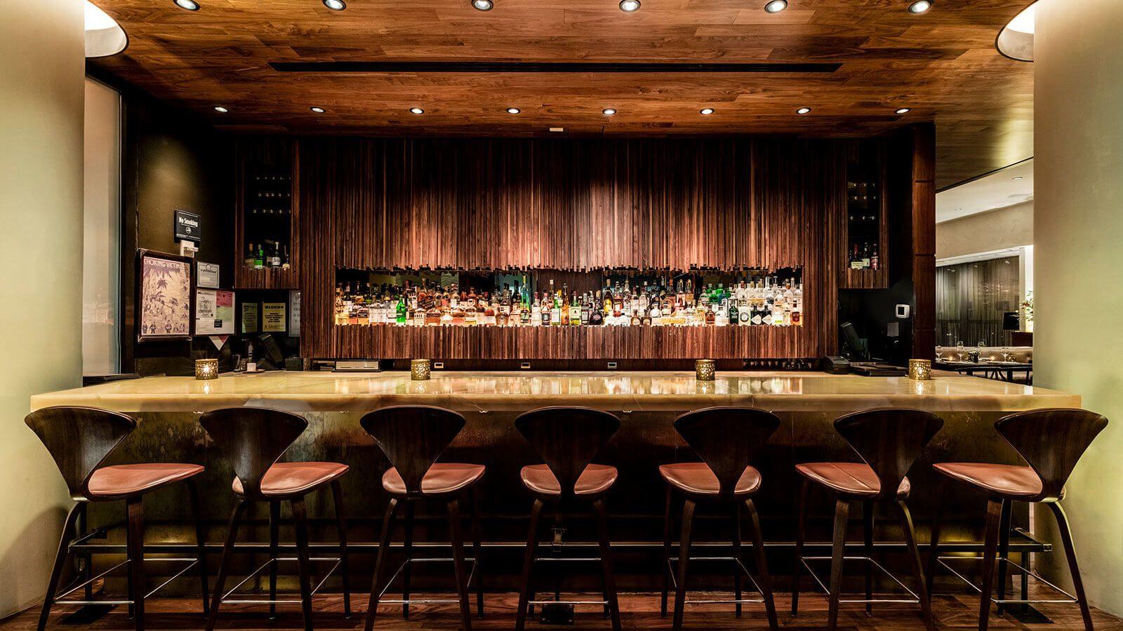 The Lobby Bar at PRINT.