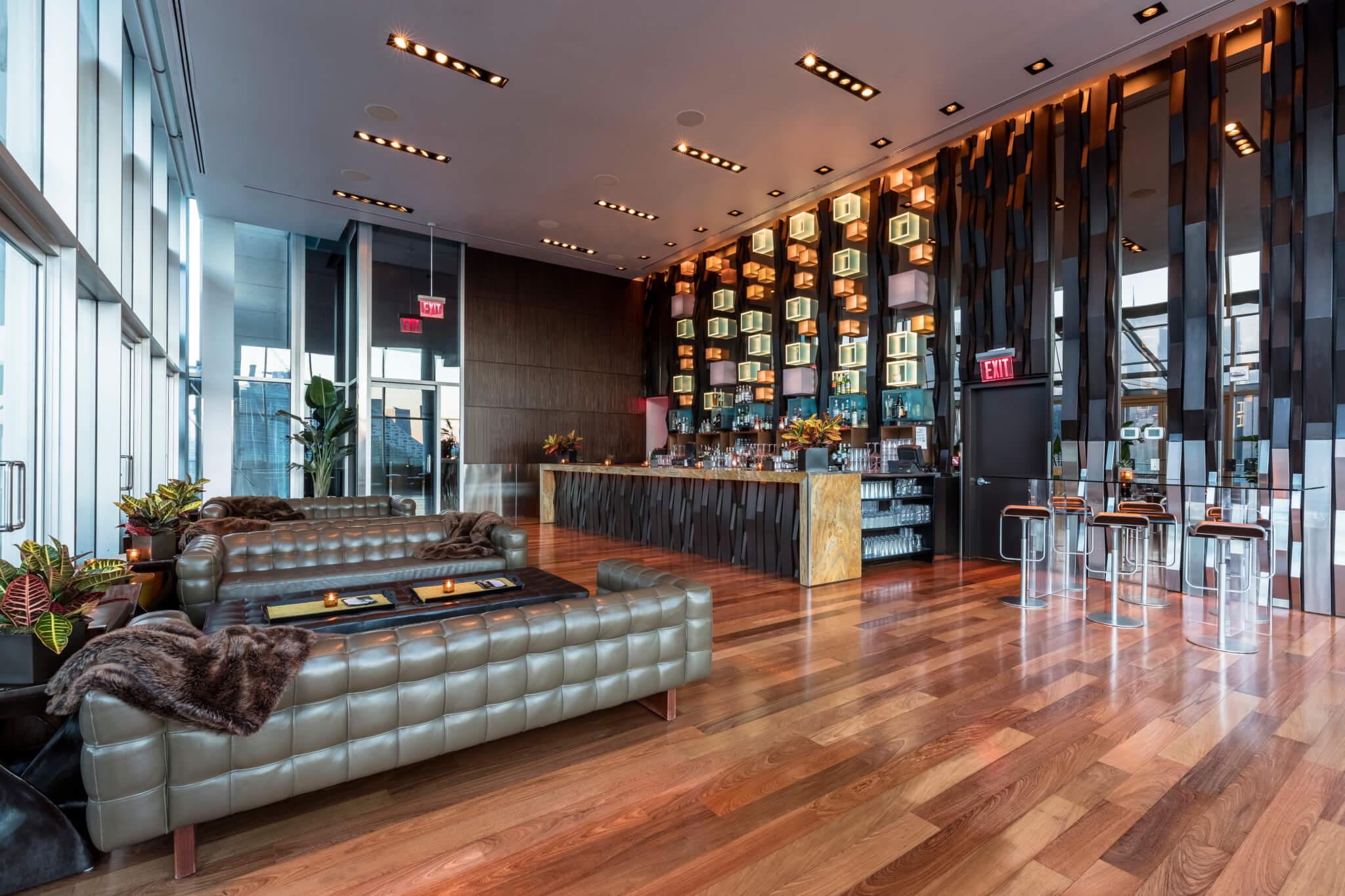 The Press Lounge Print Restaurant