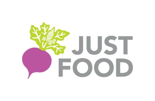 Just Food logo.