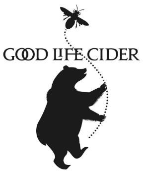 Good Life Cider logo.