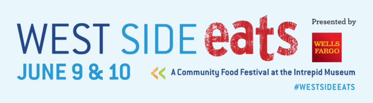 West Side Eats logo and date.