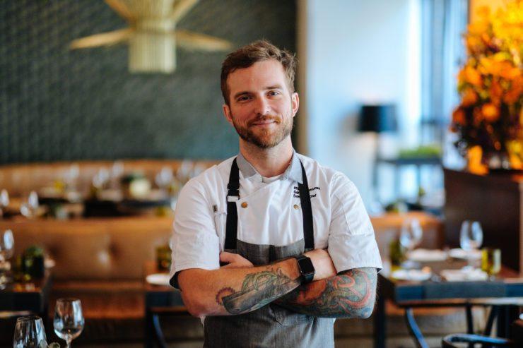 Chef Gary King.